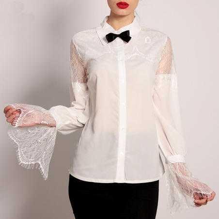 Camasa White Beauty
