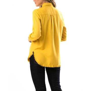 Camasa Yellow Time