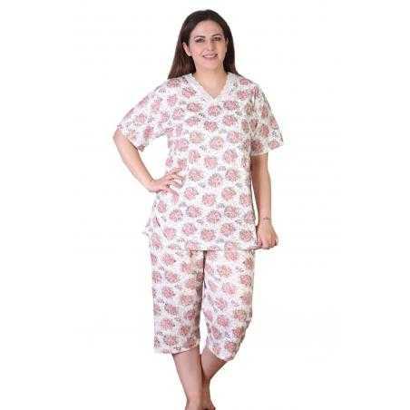 Pijama de vara pe marimi mari