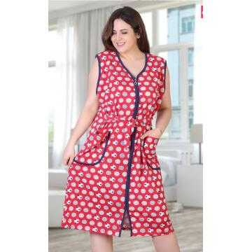 Rochie de casa 100%bumbac kimono marimi mari